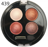 Тени Max & More Baked EyeShadow 5.5 g №439 Burgundy