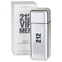 Тестер Carolina Herrera 212 vip men