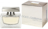 "D&G ""L'eau the One"" for women 75ml"