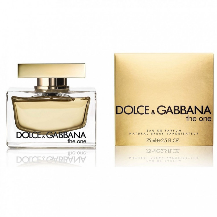 "D&G ""The One"" for women 75ml"