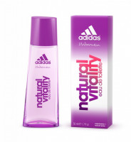 Adidas Natural Vitality for women eau de toilette 50ml