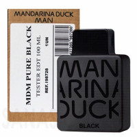 Тестер Mandarina Duck Pure Black edt for men 100 ml