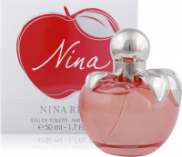 "Nina Ricci ""Nina"" edt for women 50 ml"