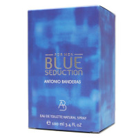 "Antonio Banderas ""Blue Seduction"" for men 100ml"