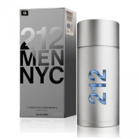 "Carolina Herrera ""212"" edt for men 100ml ОАЭ"